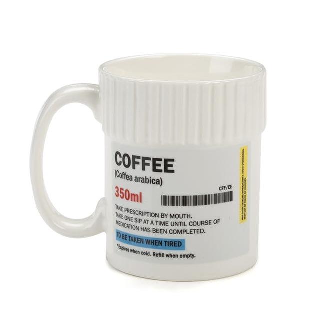 Pill Pot Mug (Coffee)