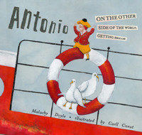 Antonio on the Other Side of the World, Getting Smaller by Malachy Doyle image