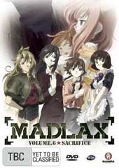 Madlax - Vol. 6: Sacrifice on DVD