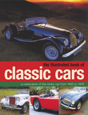 Encyclopedia of Classic Cars by Martin Buckley image