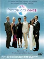 Footballers Wives 3rd Series (3 Discs) on DVD