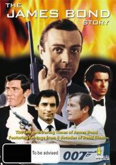 007 - The James Bond Story on DVD