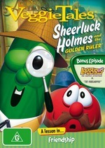 VeggieTales - Sheerluck Holmes And The Golden Ruler on DVD