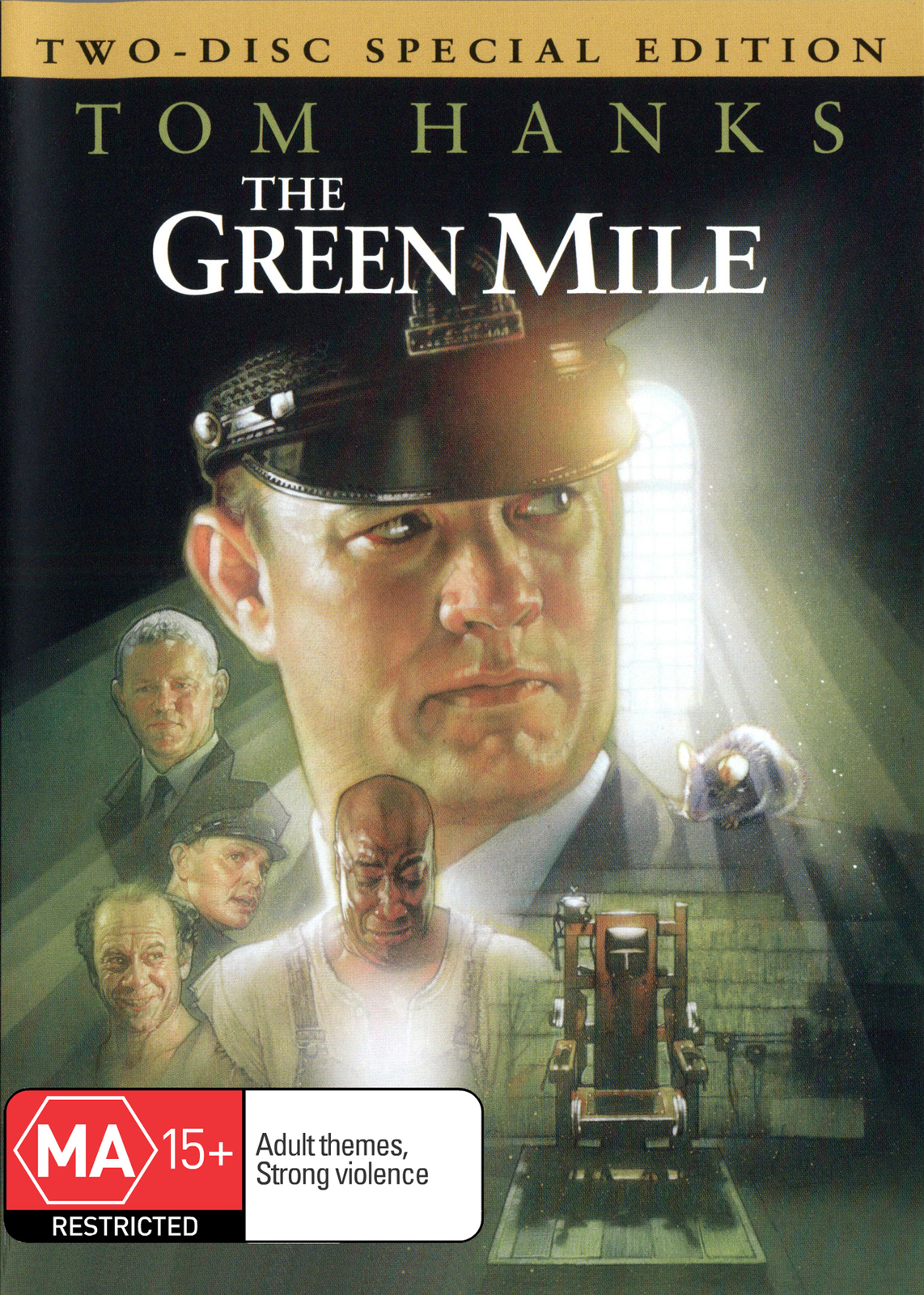 The Green Mile - Special Edition (2 Disc Set) on DVD image