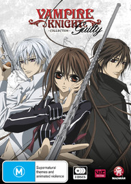 Vampire Knight Guilty - Season 2 Collection on DVD