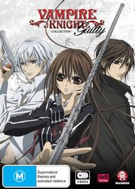 Vampire Knight Guilty - Season 2 Collection on DVD