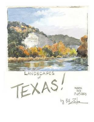 Landscapes of Texas by Bill Zaner