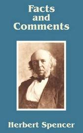 Facts and Comments by Herbert Spencer image