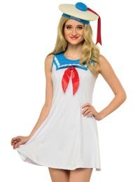 Stay Puft Flair Dress (Medium)