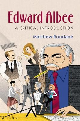 Edward Albee by Matthew Roudane