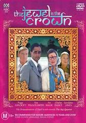 Jewel In The Crown, The (4 Disc Set) on DVD