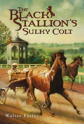 The Black Stallion's Sulky Colt by Walter Farley image