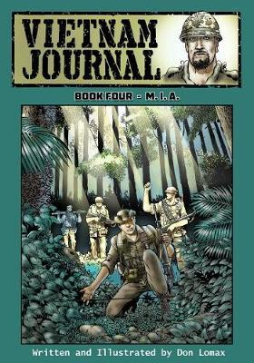 Vietnam Journal - Book Four by Don Lomax image