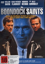 The Boondock Saints on DVD image