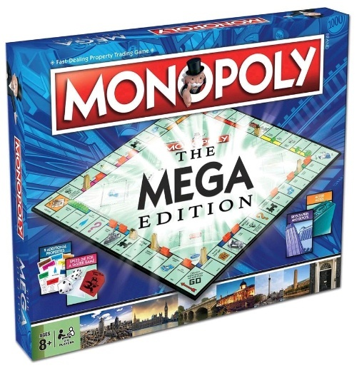 Monopoly: The Mega Edition image