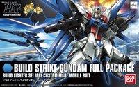 HGBF 1/144 Build Strike Gundam Full Package - Model Kit
