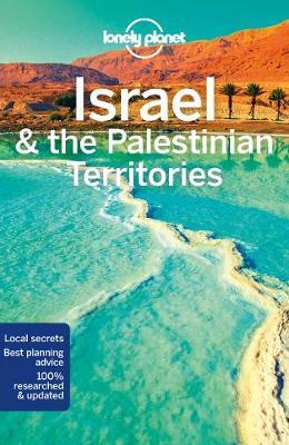 Lonely Planet Israel & the Palestinian Territories by Lonely Planet image