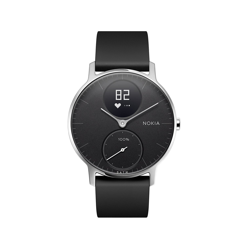 Nokia Steel HR Smart Watch - 36mm, Black image