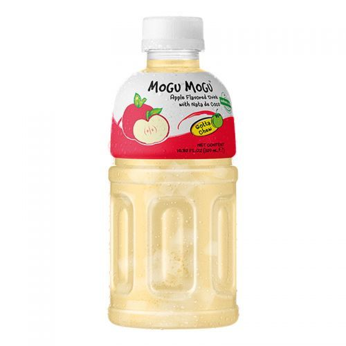 Mogu Mogu Apple Flavored Drink 320ml