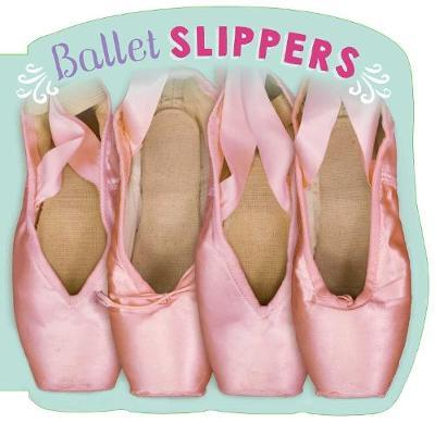 Ballet Slippers by Cindy Jin