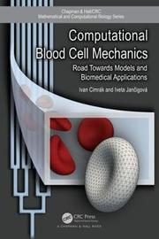 Computational Blood Cell Mechanics by Ivan Cimrak image