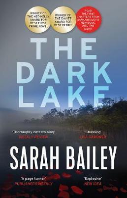 The Dark Lake by Sarah Bailey