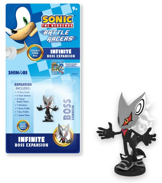 Sonic the Hedgehog: Battle Racers - Infinite - Boss Expansion
