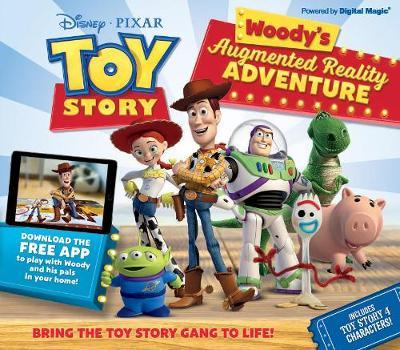 Toy Story - Woody's Augmented Reality Adventure by Jane Kent