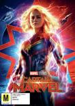 Captain Marvel on DVD