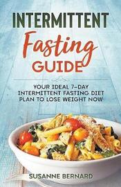 Intermittent Fasting Guide by Susanne Bernard image