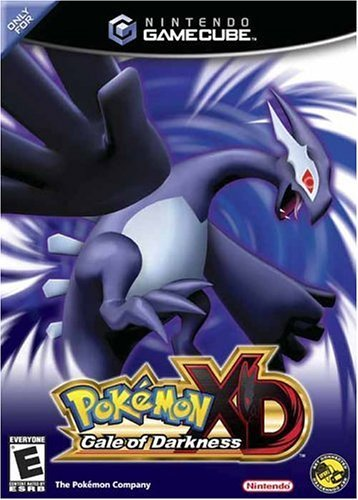 Pokemon XD: Gale of Darkness for GameCube