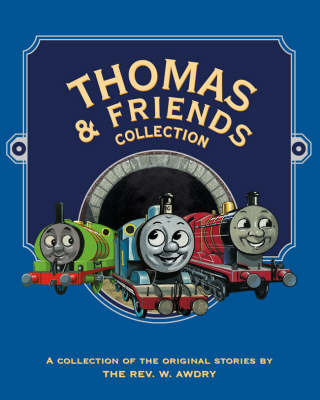 Thomas and Friends Collection by Wilbert V. Awdry