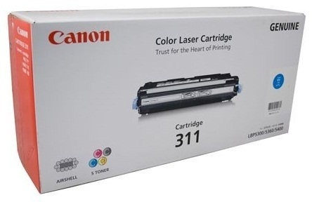 Canon CART311C LBP5360 Cyan Toner Cartridge