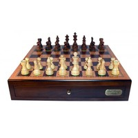 Deluxe Dal Rossi Chess Set 45cm - Including Pieces