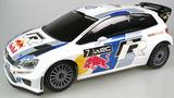 Nikko Volkswagen Polo WRC 1/16 RC Car
