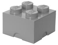 Lego Storage Designer 4 Brick (Stone Grey)
