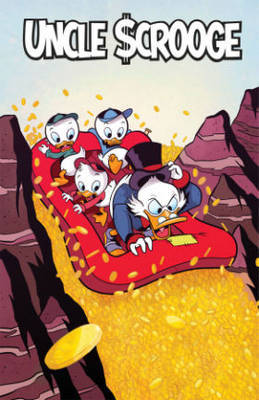 Uncle Scrooge Pure Viewing Satisfaction by Rodolfo Cimino