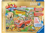Ravenburger - WHAT IF? No.13 Safari Park Puzzle (1000pc)