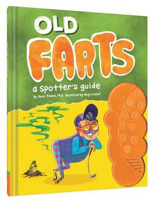 Old Farts: A Spotter's Guide by Amos Tinker image