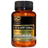 Go Healthy GO 5HTP 120mg (60 Capsules)
