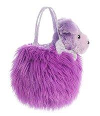 Aurora: Fancy Pal Pet Carrier – Fluffy Lavender
