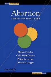 Abortion by Michael Tooley