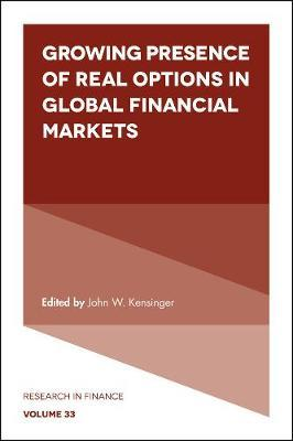 Growing Presence of Real Options in Global Financial Markets image