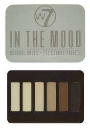 W7 In The Mood Eyeshadow Compact