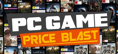 PC Game Price Blast!