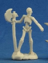 Dark Heaven Bones - Skeleton Warrior Axemen (3-pc) image