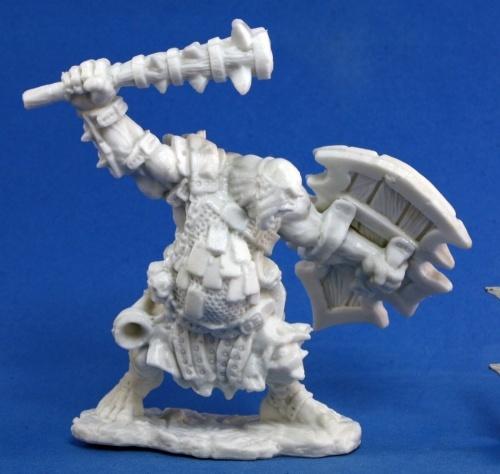 Dark Heaven Bones - Kagunk Ogre Chieftain