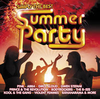 Simply The Best Summer Party (2CD) by Various image