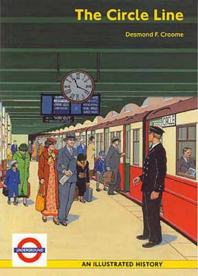 The Circle Line by Desmond F. Croome image