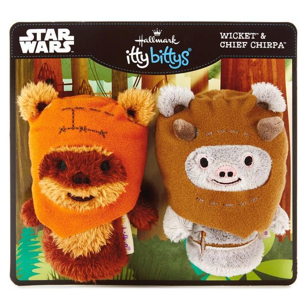 itty bittys: Ewok - Buddy Plush Set image